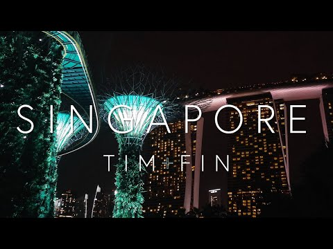 SINGAPORE TRAVEL VLOG - Best view of Marina Bay!