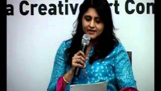 art CHENNAI 2011- Art Conversations - The Art Market, Day 2, Session 2,Part 1 of 10