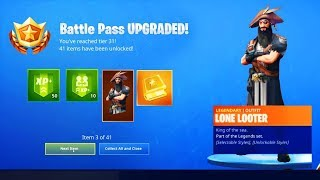 *NEW* SEASON 8 BATTLE PASS SKIN & THEME REVEALED! (Fortnite Season 8 Skins Revealed)