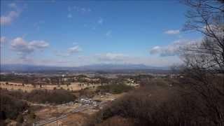牛伏山登山(GPS地図付・群馬百名山・天狗山・八束山・牛伏山)
