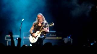 Iced Earth - Something Wicked: Birth of the Wicked (06-02 Live in Brazil 2010) HD