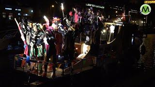 Uitzwaaien Zwarte Pieten in Veghel