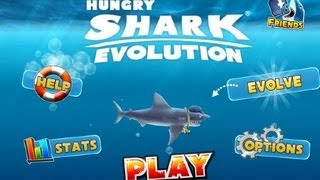 Hungry Shark Evolution Android App Review - CrazyMikesapps