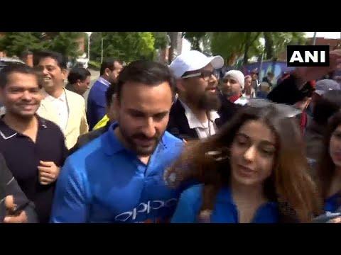 \'It\'s just a game\': Saif Ali Khan on India vs Pakistan match