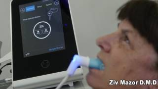 Using BrightTonix Y10 for Mouth Rejuvenation by Dr.  Ziv Mazor