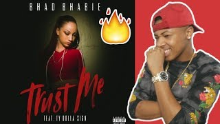 Bhad Bhabie Feat Ty Dolla Sign 34 Trust Me 34 Official Audio Danielle Bregoli Reaction