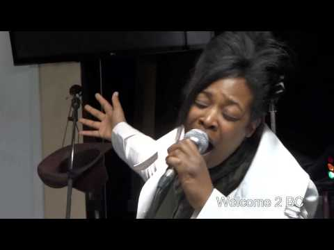 China Dream of a Canadian Singer, Gina Williams