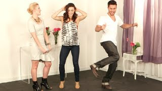 Step Up Revolution Stars Show Off Dance Movie Trivia and