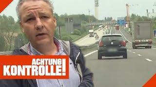 1 Monat Fahrverbot! Raserin über 40 km/h zu schnell! | Achtung Kontrolle | Kabel Eins