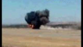 Real video of Crash MD82 Spanair Madrid !!