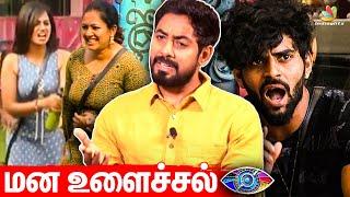 எதுக்கு தப்பா பேசுறீங்க: Army -ஐ அதட்டிய Aari Arjunan | Interview, Bigg Boss 4 tamil, Vijay Tv