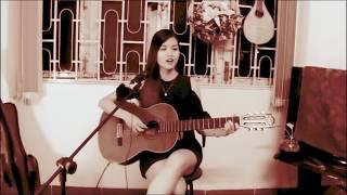 [French Song] Nhu Melodie   Je ne pourrais jamais t'oublier - Nicolleta (Mưa trên biển vắng)