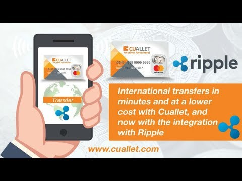 Cuallix Goes Live With Ripple's xRapid for Money Transfer Between the US & Mexico - XRP Adoption!