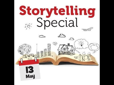 The Macmillan Storytelling Special