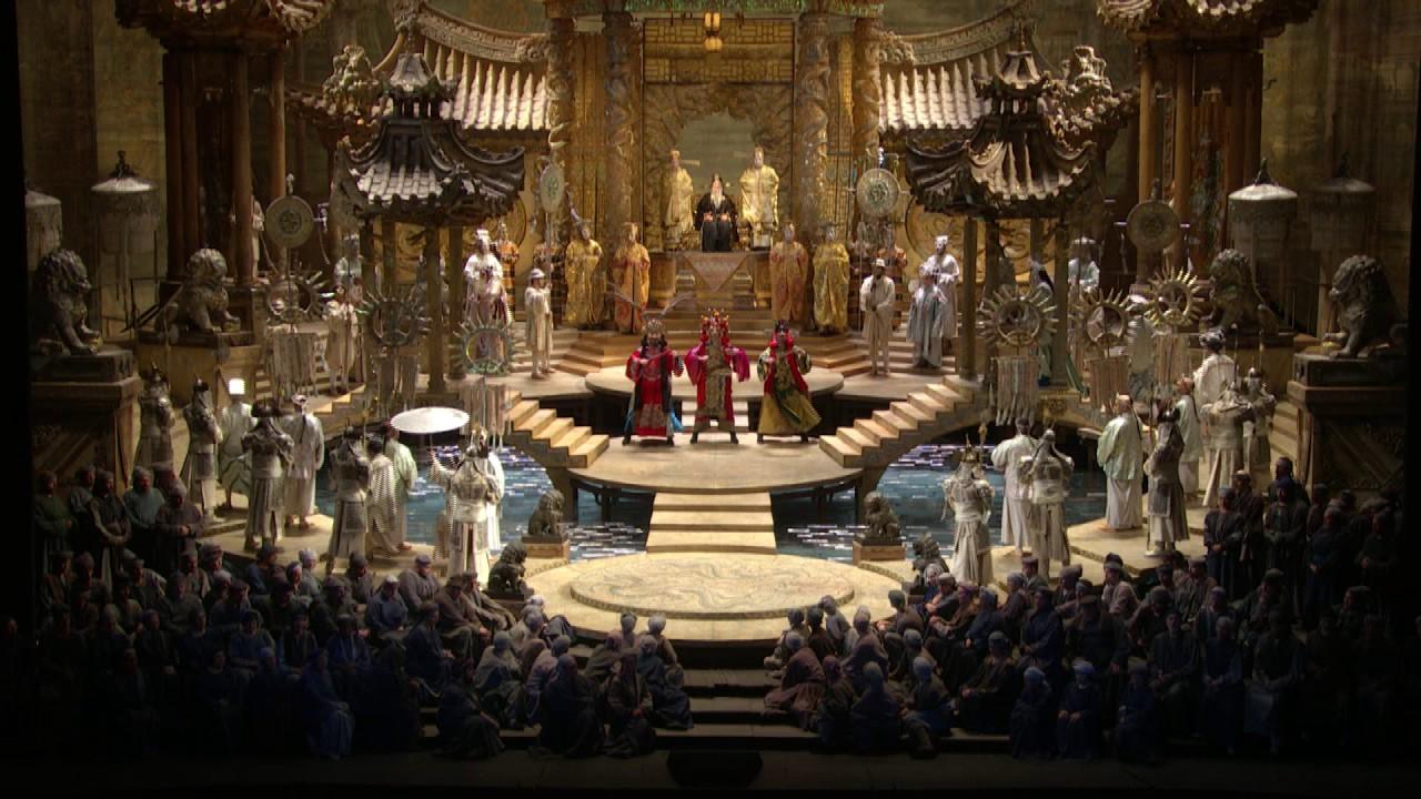 Turandot: Trailer