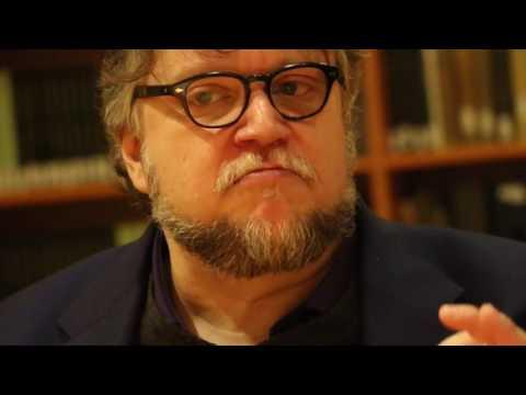 Guillermo del Toro, an intimate talk