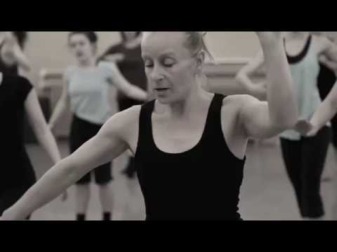 Morning Class at The School of Toronto Dance Theatre