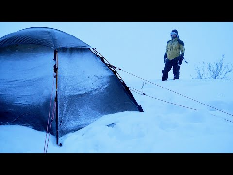 A Guide to Extreme Winter Camping