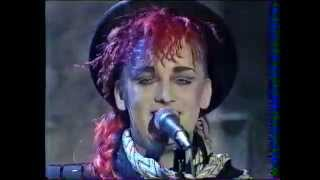 culture club do you really want to hurt me? acoustic mix live french tv 1984