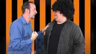 Der Cartoon-Mann-Show! Nacht der Zom ''B'' Halloween Special