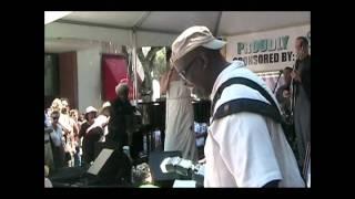 Kim Nalley - Fillmore Jazz Festival 2011 - Mississippi Goddamn