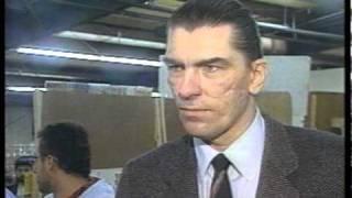 The Death of Superman Mid Ohio Con 1992