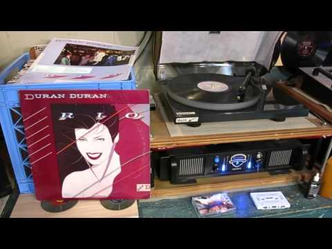 Curtis Collects Vinyl Records: Duran Duran - Lonely in Your Nightmare