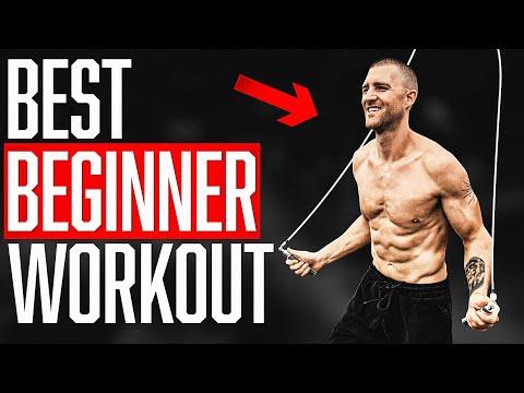 Beginner Skipping Rope Workout