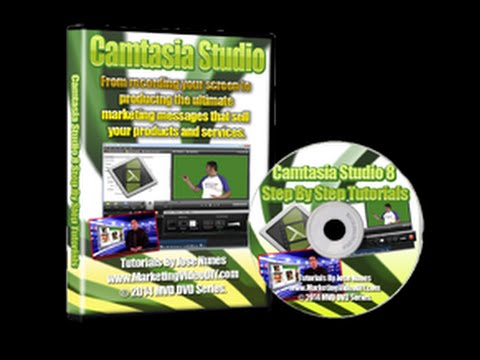 camtasia studio tutorial for beginners part 0-1