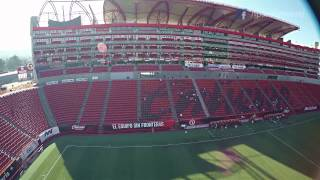 ViaDrone - Estadio Caliente