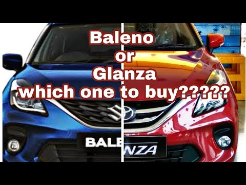 Toyota Glanza or Maruti Suzuki Nexa Baleno, which one to buy????