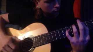 alesund main riff on guitar