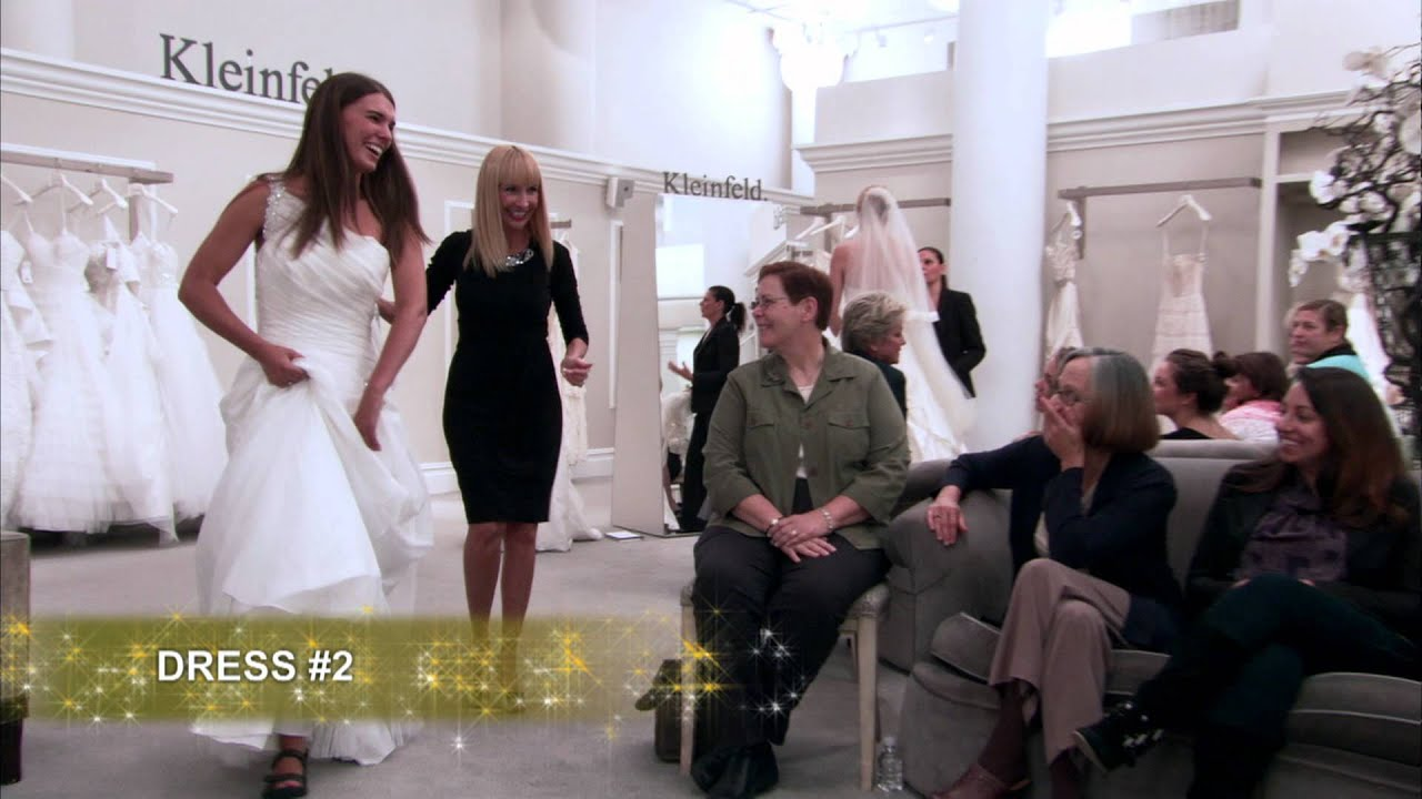 Say Yes to the Dress - For the Love of Mom - YouTube