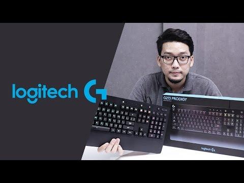 รีวิว: Logitech G213 Prodigy