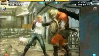 Tekken 6 - Steve vs Marduk / King / Asuka