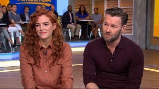 'It Comes at Night' stars on whether they like horror movies