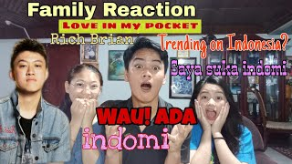 Malaysian Reaction to (Rich Brian) Love in my pocket