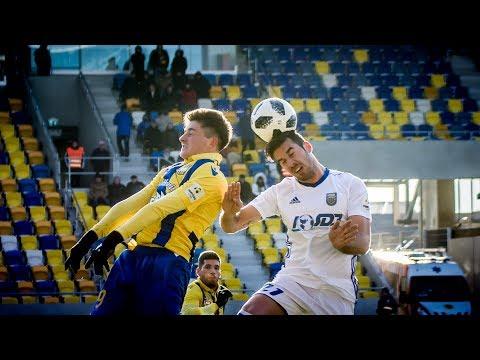 FC DAC 1904 - MFK Zemplín Michalovce 2:0 (0:0)