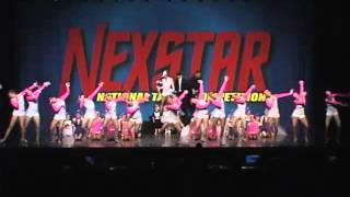 """THR!VE Dance Company Wedding Routine """"Time of Our Lives"""" (2011 Nexstar Regional) Grand Line"""