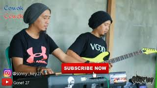 Gambar cover Gurauan Berkasih feat Tommy The Rosta ( Cover karaoke koplo terbaru ) Lyric