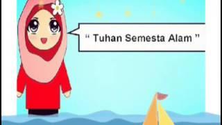 Arti surah Al-Fatihah - song for kids