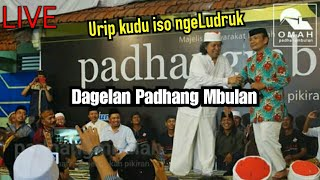 NGAKAK | LUDRUK padhang Mbulan Live Streaming 19 Feb 2019 | Cak Nun
