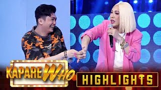Vice Punishes Vhong For Teasing Him  It's Showtime Kaparewho