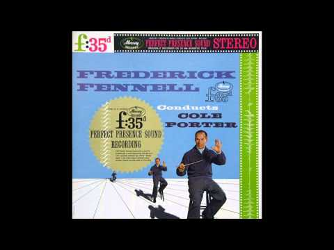 Frederick Fennell ‎& Orchestra - Anything Goes (1962)