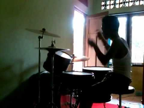 drum cover netral - sorry by dedeck arisutha