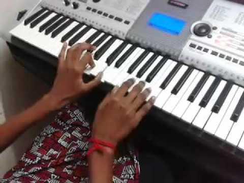 Sun saathiya in keyboard