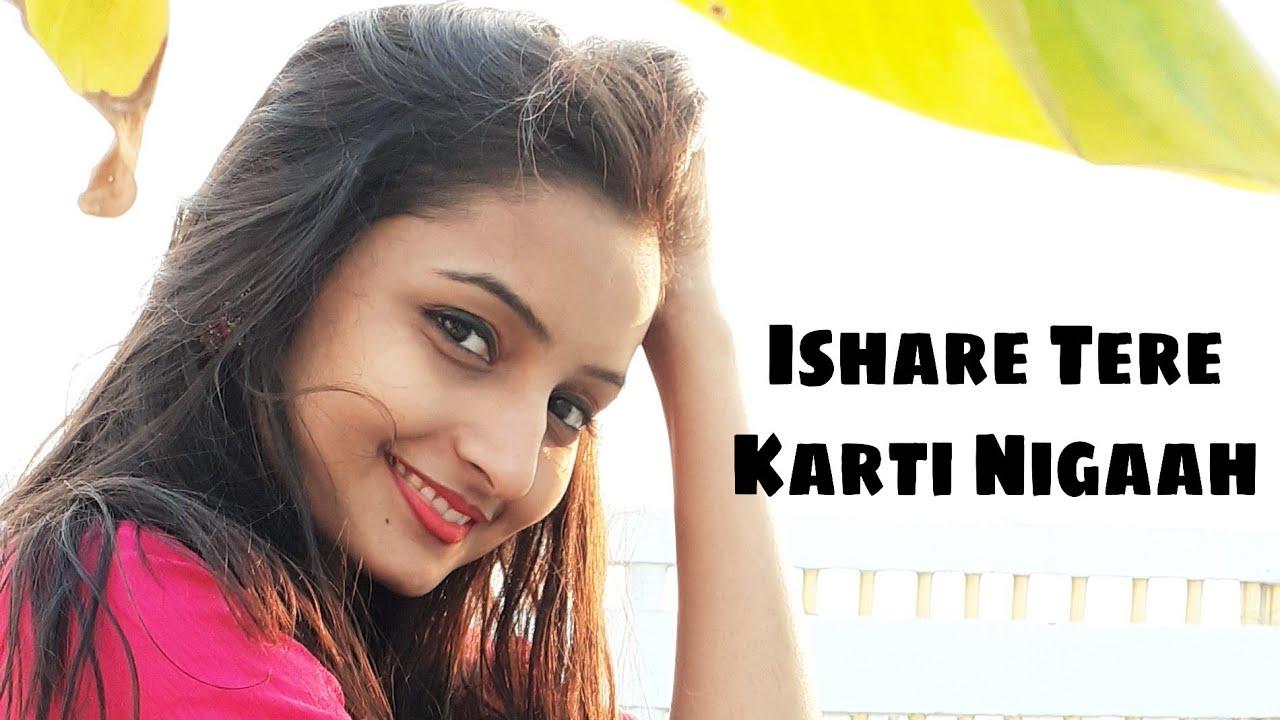 Ishare Tere Karti Nigaah   Dance Performance by Pallavi Priya  Vatsala 