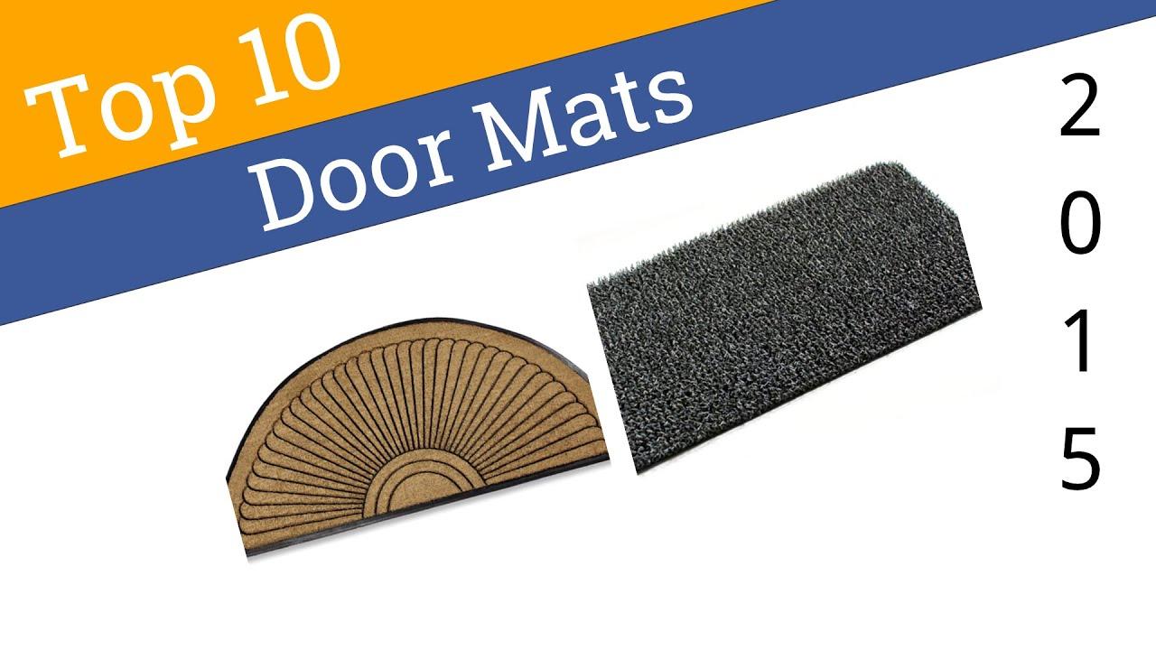 10 Best Door Mats 2015