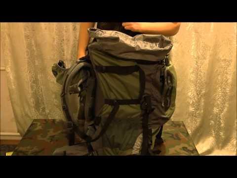 Как сложить рюкзак