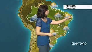 Previsão Brasil – Ar seco cobre o centro-sul do país